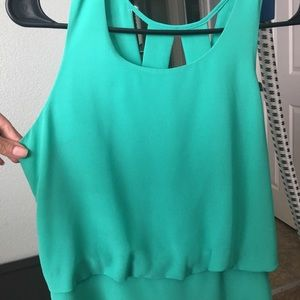 Blouse teal